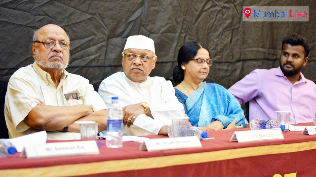 Shyam Benegal inaugurates Hinduja Film society