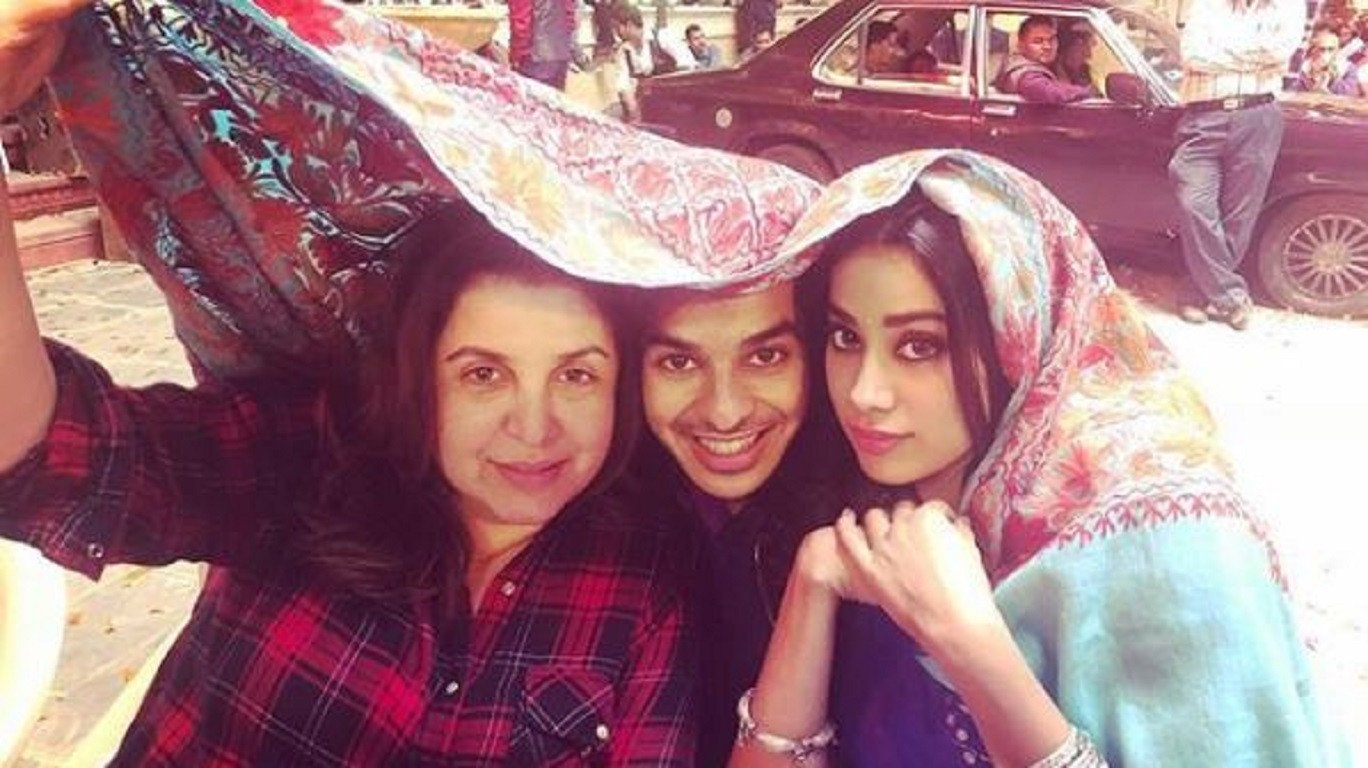 Janhvi not trying to ape her mother: Boney Kapoor