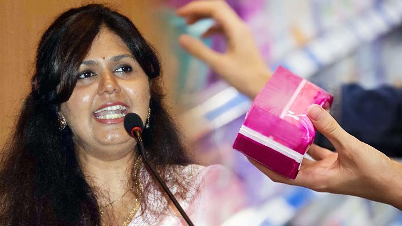 Maharashtra approves a plan to sell subsidised sanitary napkins to rural women