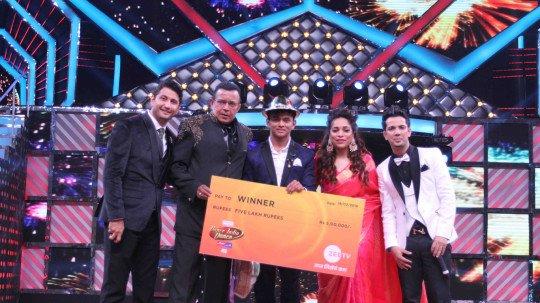 Dance India Dance 6 winner: Sanket Gaonkar wins the title of