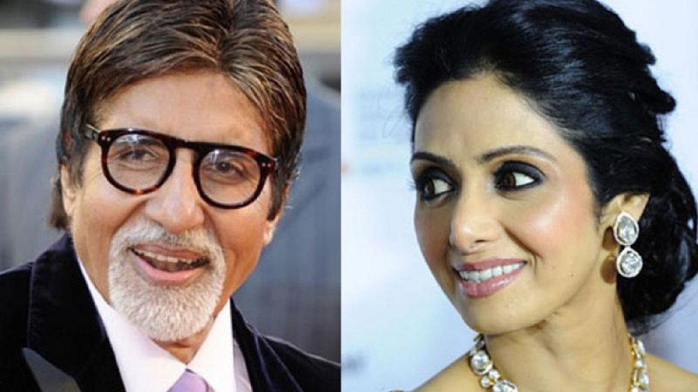 Amitabh Bachchan's late night intuition and Sridevi's sudden demise are uncanny