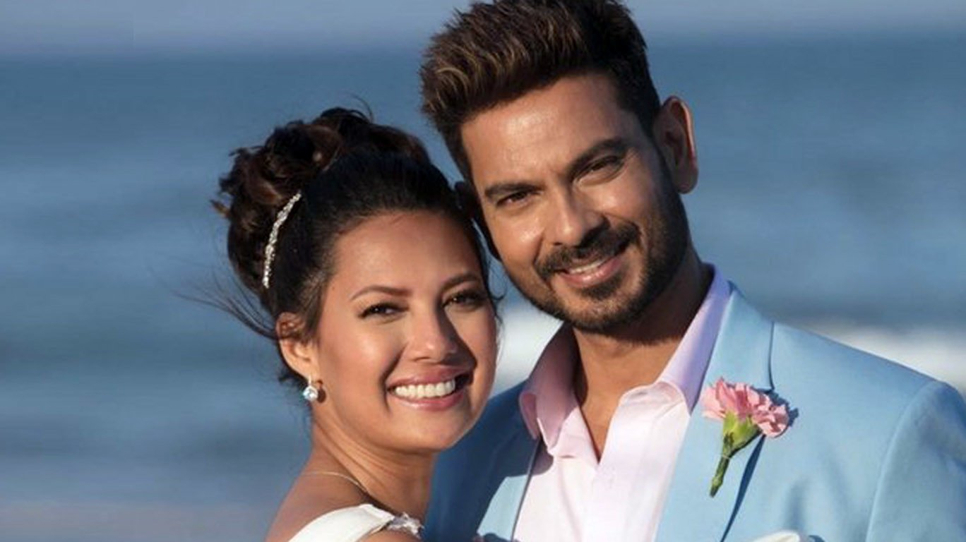 Bigg Boss contestants Keith Sequeira and Rochelle Rao get married