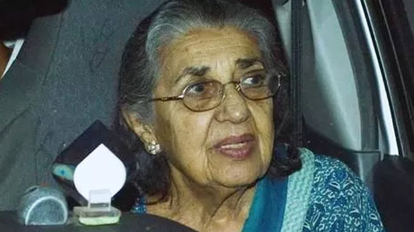 Veteran Bollywood actress Shammi passes away