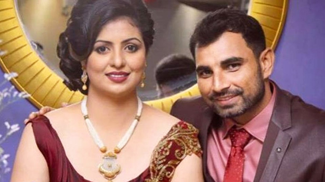 Wife accuses Shami of extra-marital affairs