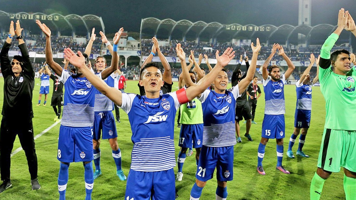 Chhetri guides BFC to final