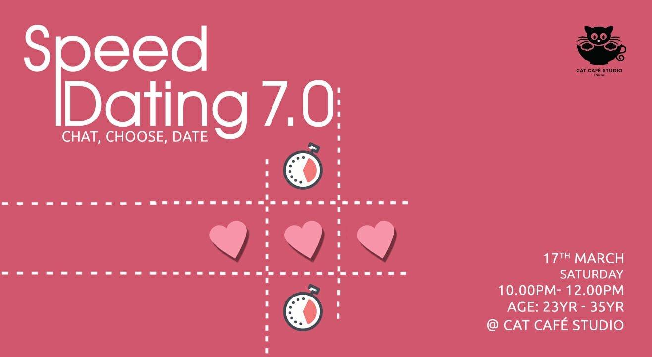 Cat speed dating