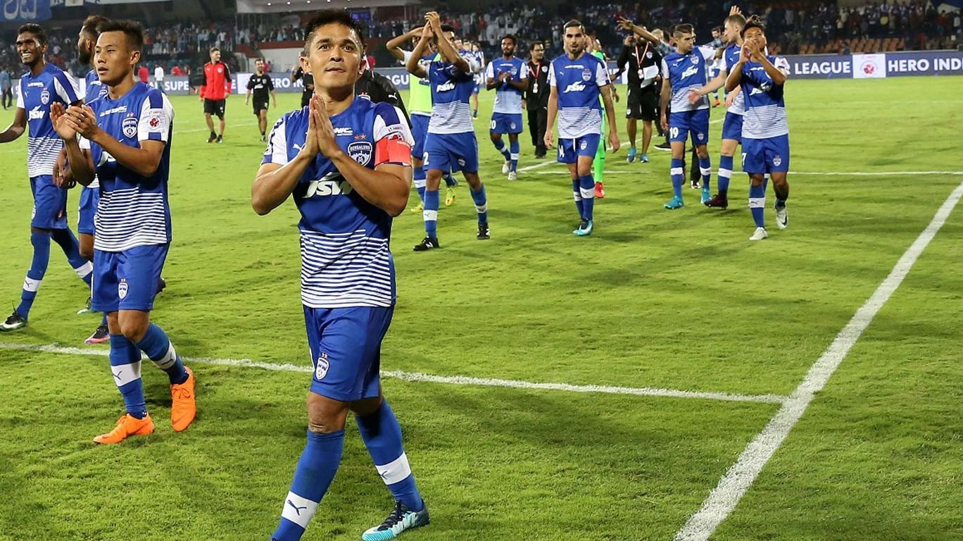 Bengaluru and Chennaiyin FC lock horns for final glory