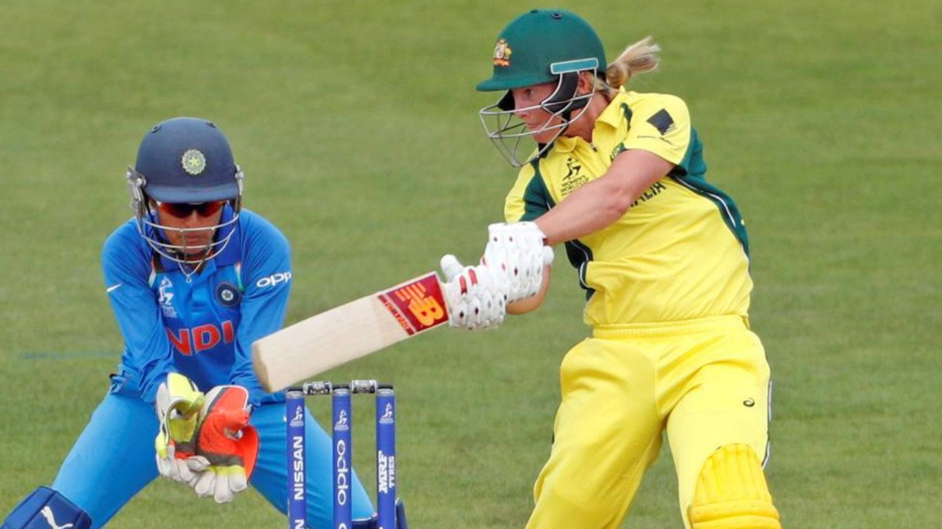 Australia beat India by six wickets in 1st T20I