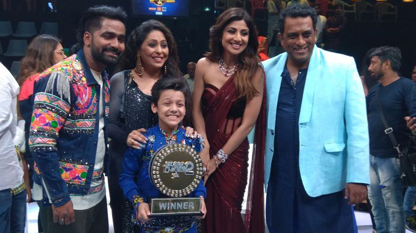 Super Dancer Chapter 2: Assam boy Bishal Sharma takes home winner's trophy