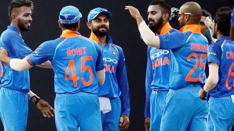 T-20 world cup: नई जर्सी में दिखाई देगी टीम इंडिया