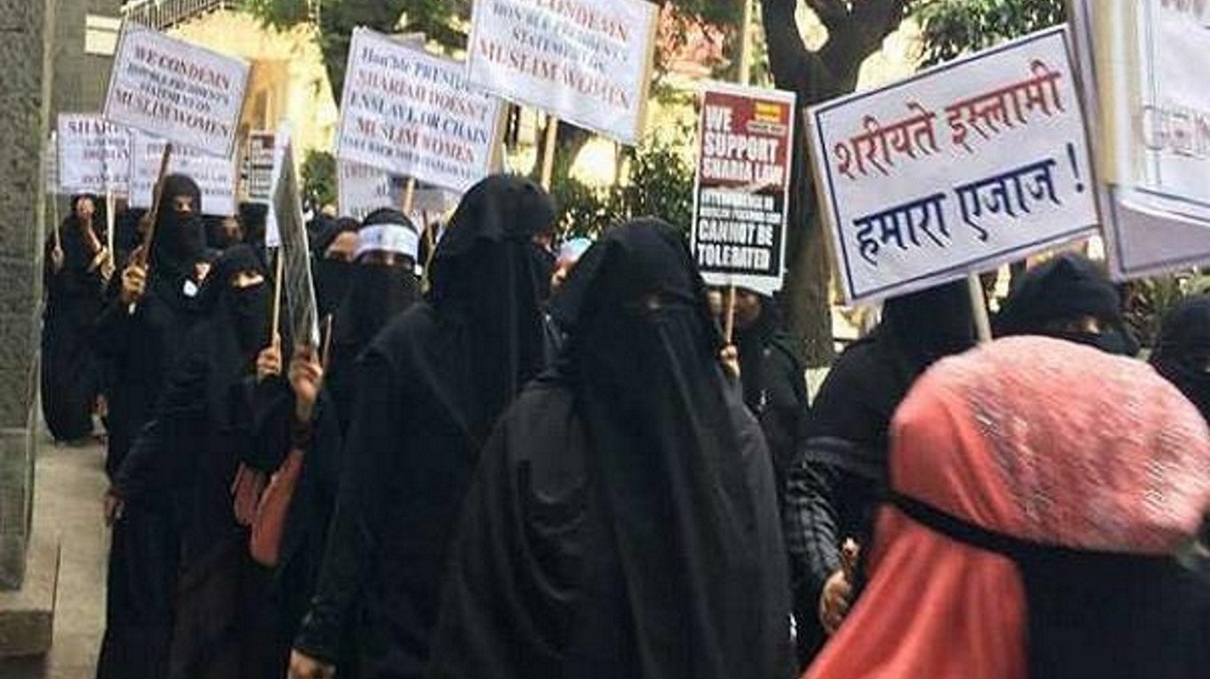 Women set to protest triple talaq bill today at Azad Maidan