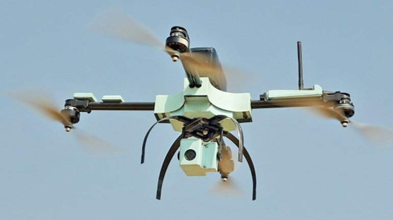 IIT-B to conduct research, development and testing of drones in the premises