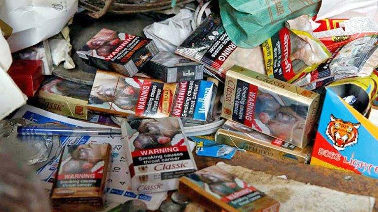 सिगारेट, तंबाखूच्या पॅकेटवर आता 'क्विट लाइन' हेल्पलाईन नंबर