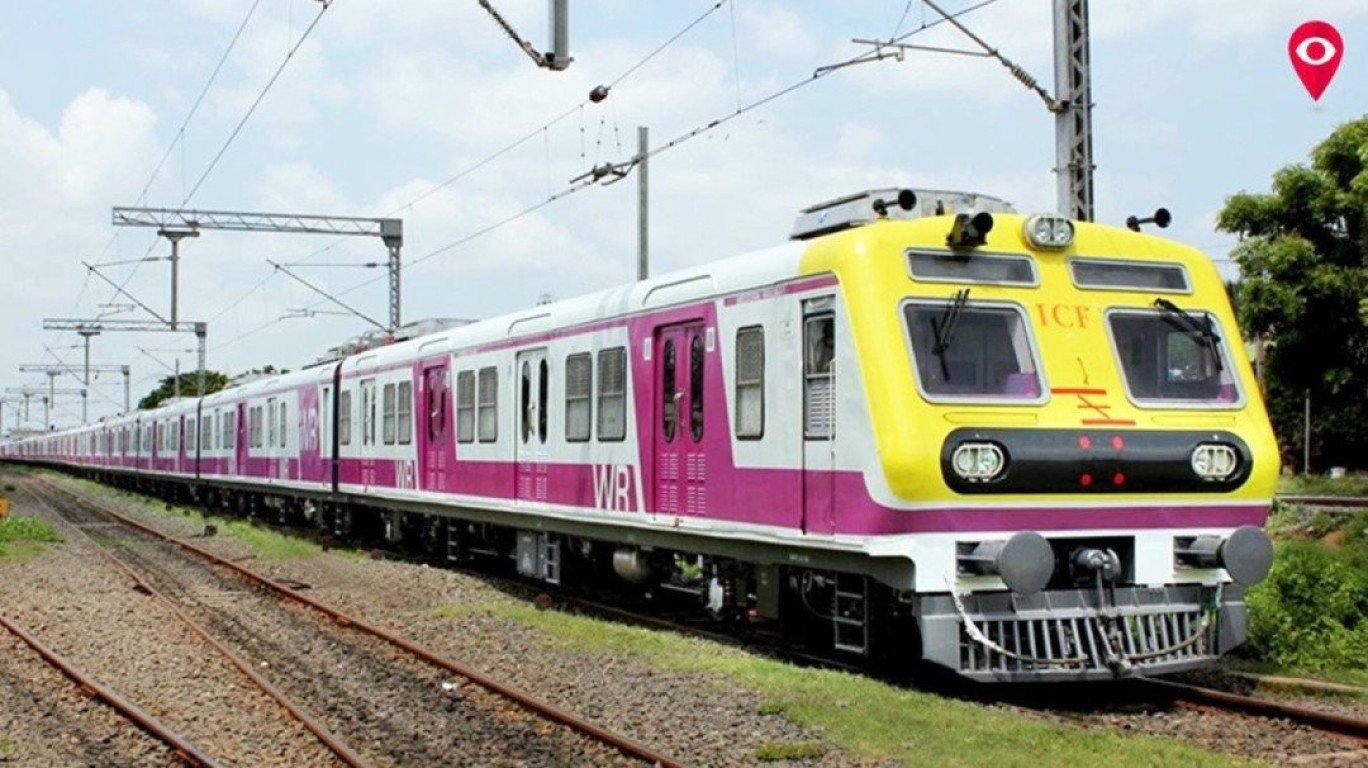 AC Local Train on Western Railway Line Earns ₹1.83 Crore in revenue