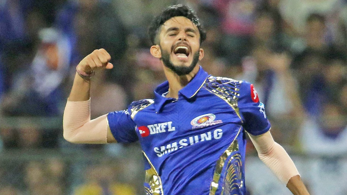 Mayank Markande — The 20-year-old leg spinner who has taken the IPL by a storm