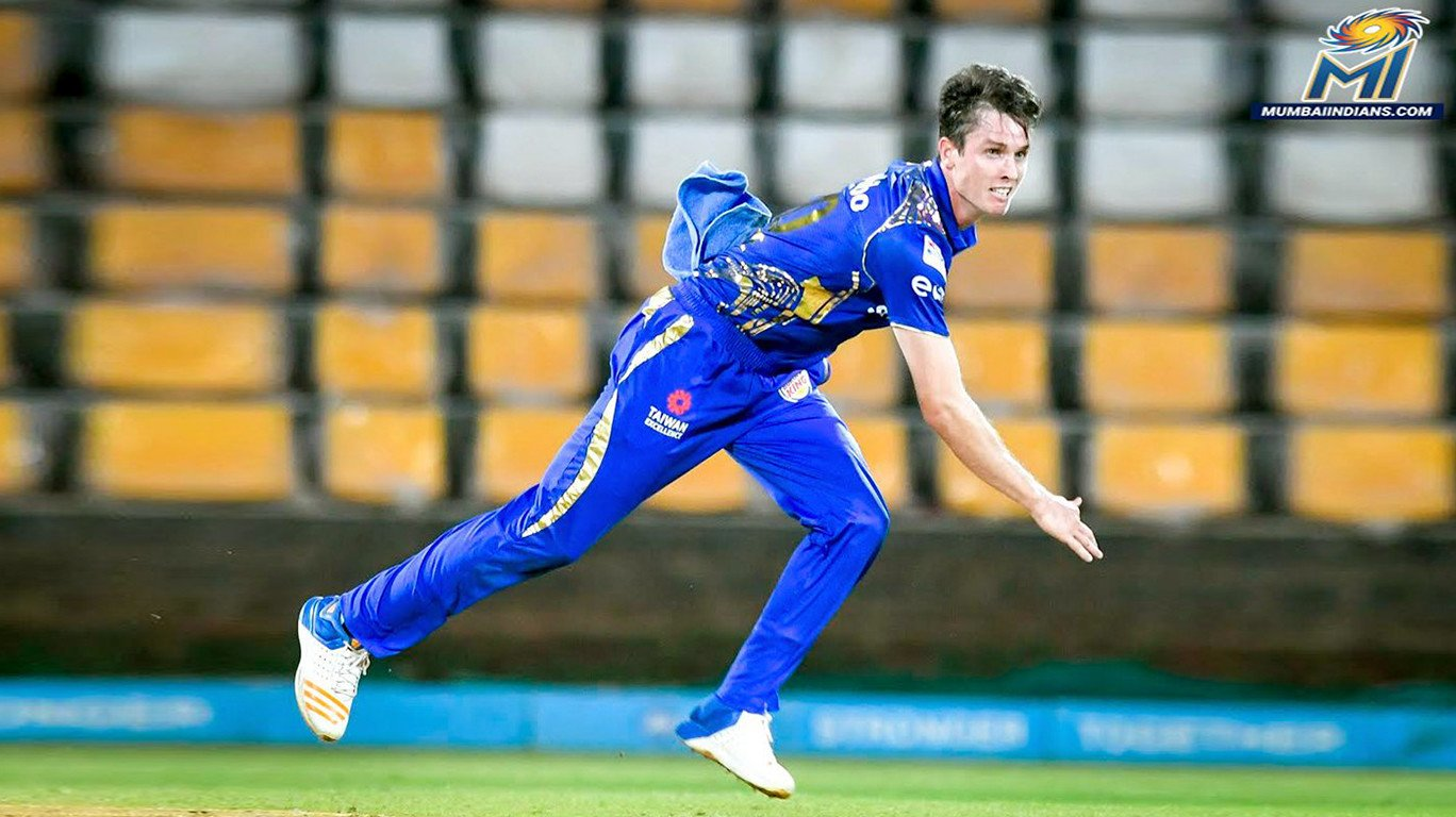 Image result for adam milne mumbai indians