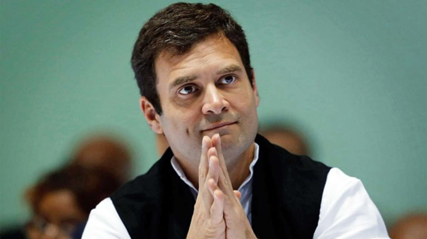 Plane carrying Rahul Gandhi loses altitude, lands safely