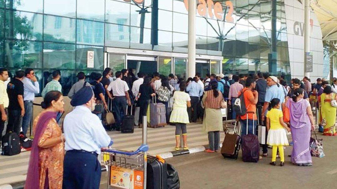 CSMIA reports four-fold increase in passenger traffic during Ganeshotsav 2021