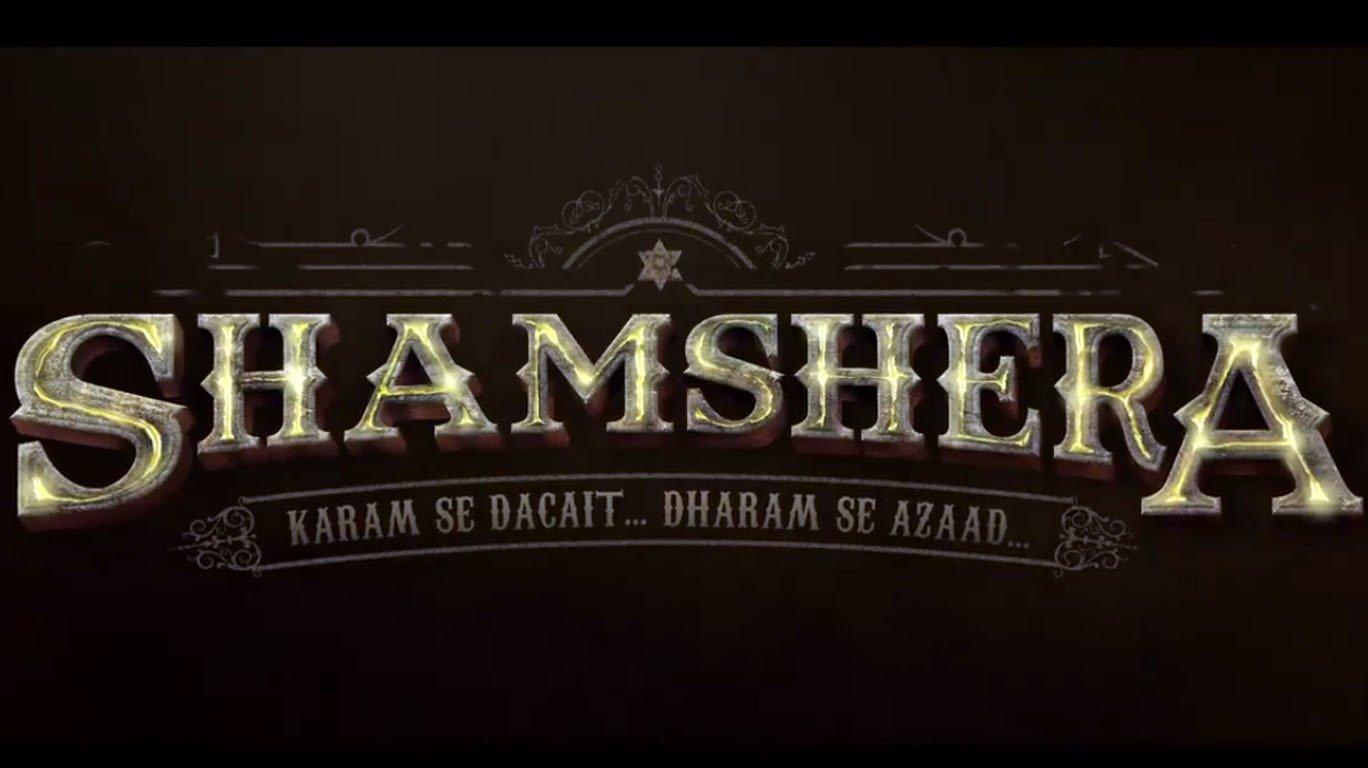 Shamshera To Be Ranbir's Next
