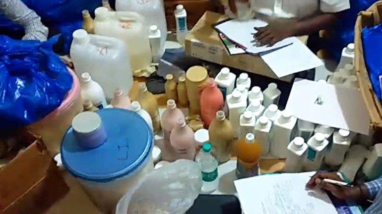 गर्भपात संबंधी दवाओं को अवैध रूप से बेचने पर 14 लोगों पर हुई कार्रवाई