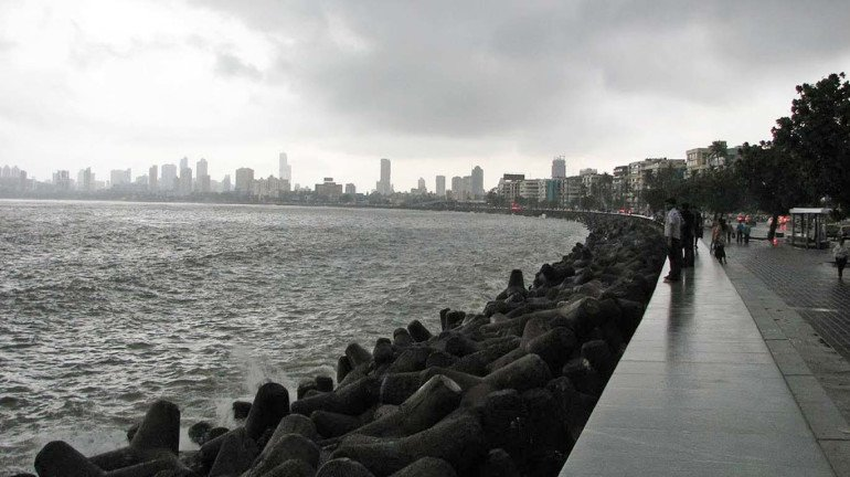 Mumbai to receive heavy rainfall by the end of the week