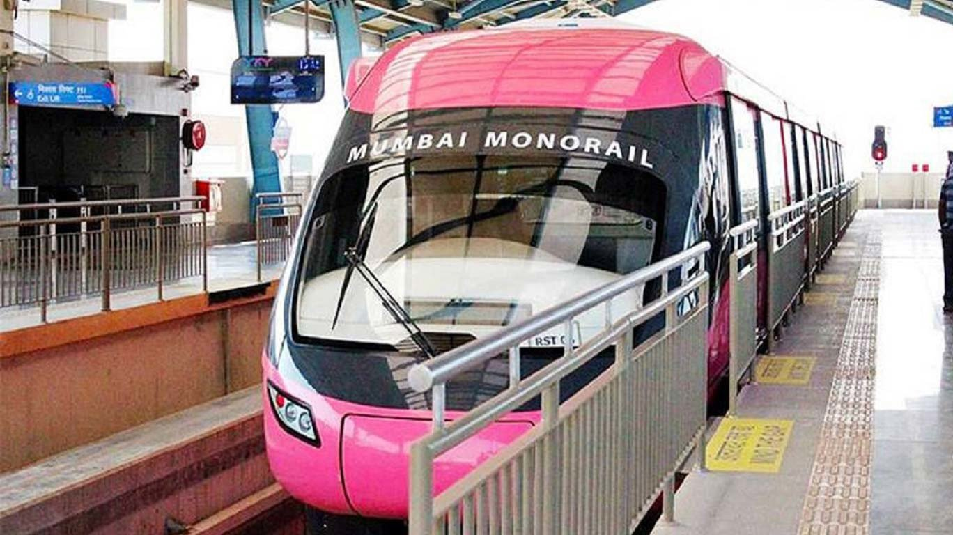 Monorail Station to Now Have Seats For Commuters Convenience