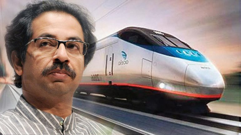 CM Thackeray hints at roadblocks for Ahmedabad-Mumbai bullet train project