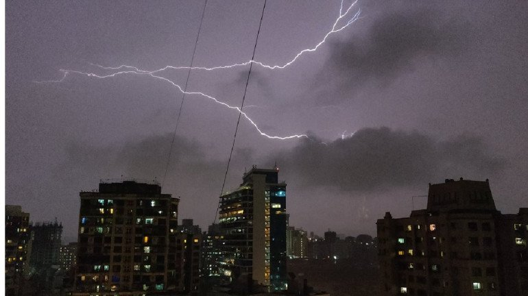 Heavy Rain Showers Not Expected Over Mumbai In The Coming Days