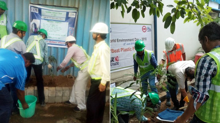 MMRDA organises Cleanliness Campaign on World Environment Day