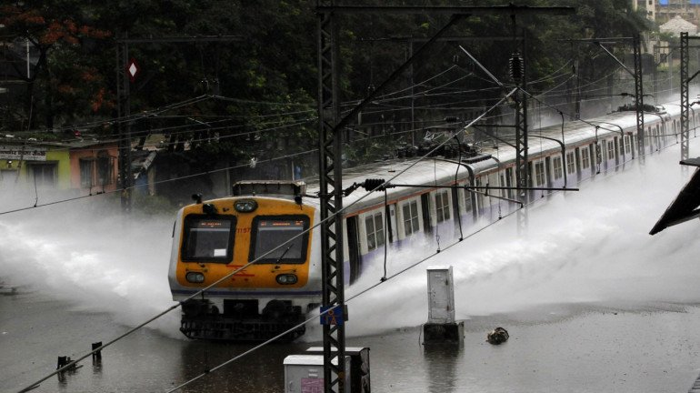 CR to introduce waterproof locomotive engine to tackle the monsoon
