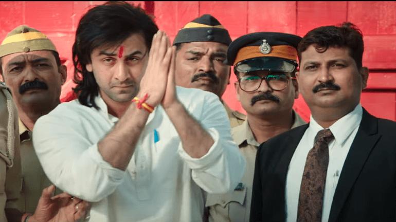 'संजू' के खिलाफ शिकायत दर्ज, भारी पड़ सकता है जेल का यह सीन