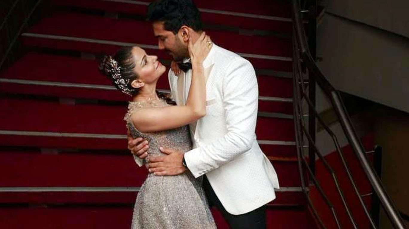 Inside pictures from Rubina Dilaik and Abhinav Shukla's wedding