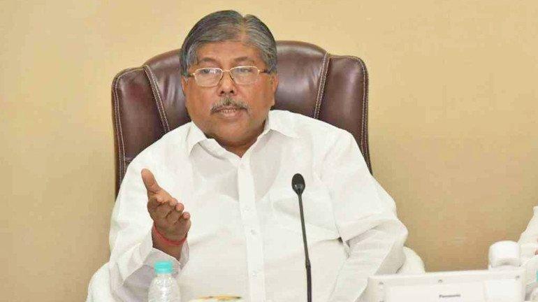 चंद्रकांत पाटील महाराष्ट्र बीजेपी अध्यक्ष बने