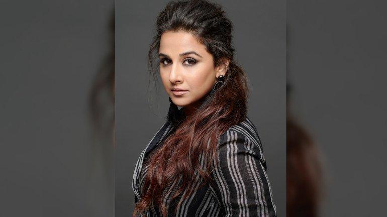Vidya Balan to be a part of Amit Masurkar's 'Sherni'