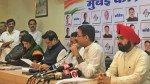 जमीन घोटला आरोप: बीजेपी विधायक ने कांग्रेस नेताओं पर ठोका 500 करोड़ मानहानि का दावा