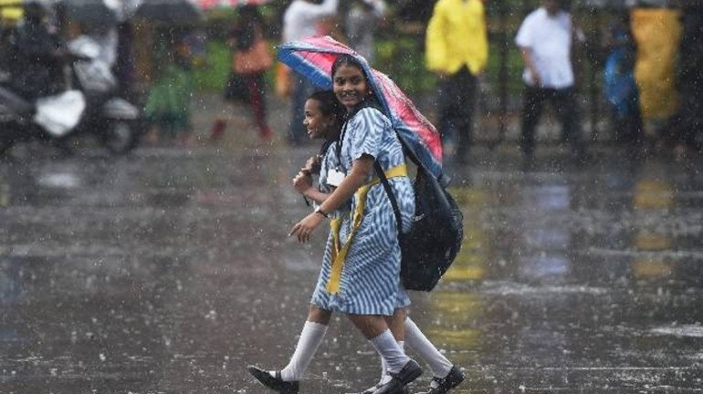 महाराष्ट्र के कुछ हिस्सों में 4 से 5 दिनों तक रुक रुक कर हो सकती है बारिश