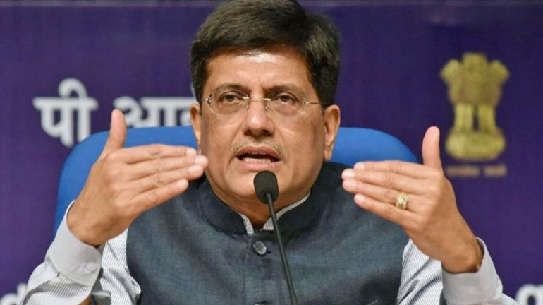 Railway Minister Piyush Goyal advocates for AC local on Trans-Harbour railway line