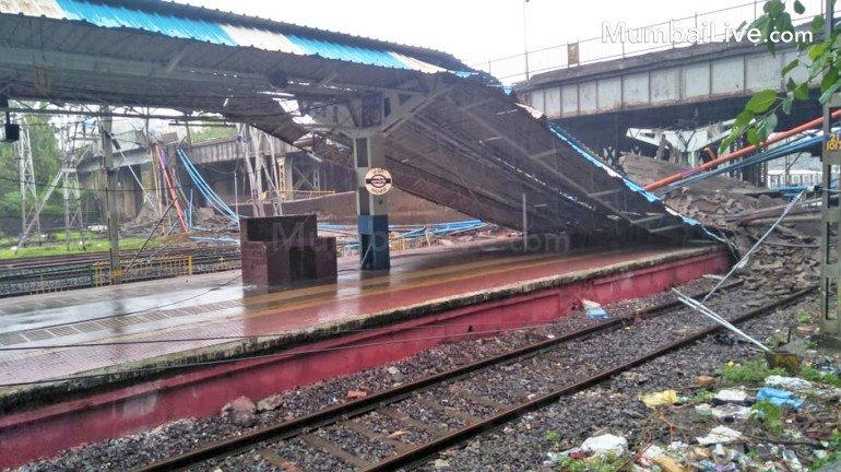 अंधेरी पूल दुर्घटनेला महापालिका, रेल्वे जबाबदार; चौकशी अहवालात ठपका