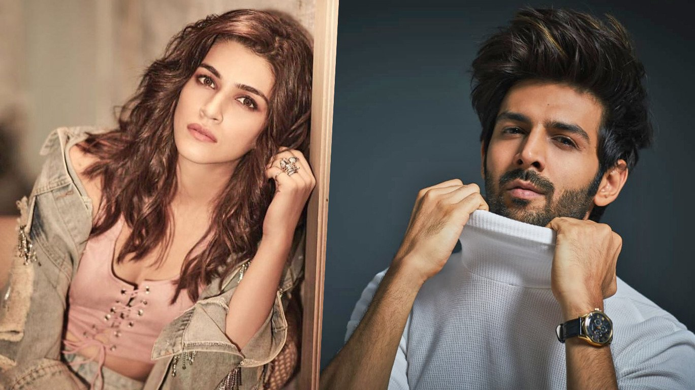Kartik Aaryan And Kriti Sanon To Star Together In Dinesh Vijan S