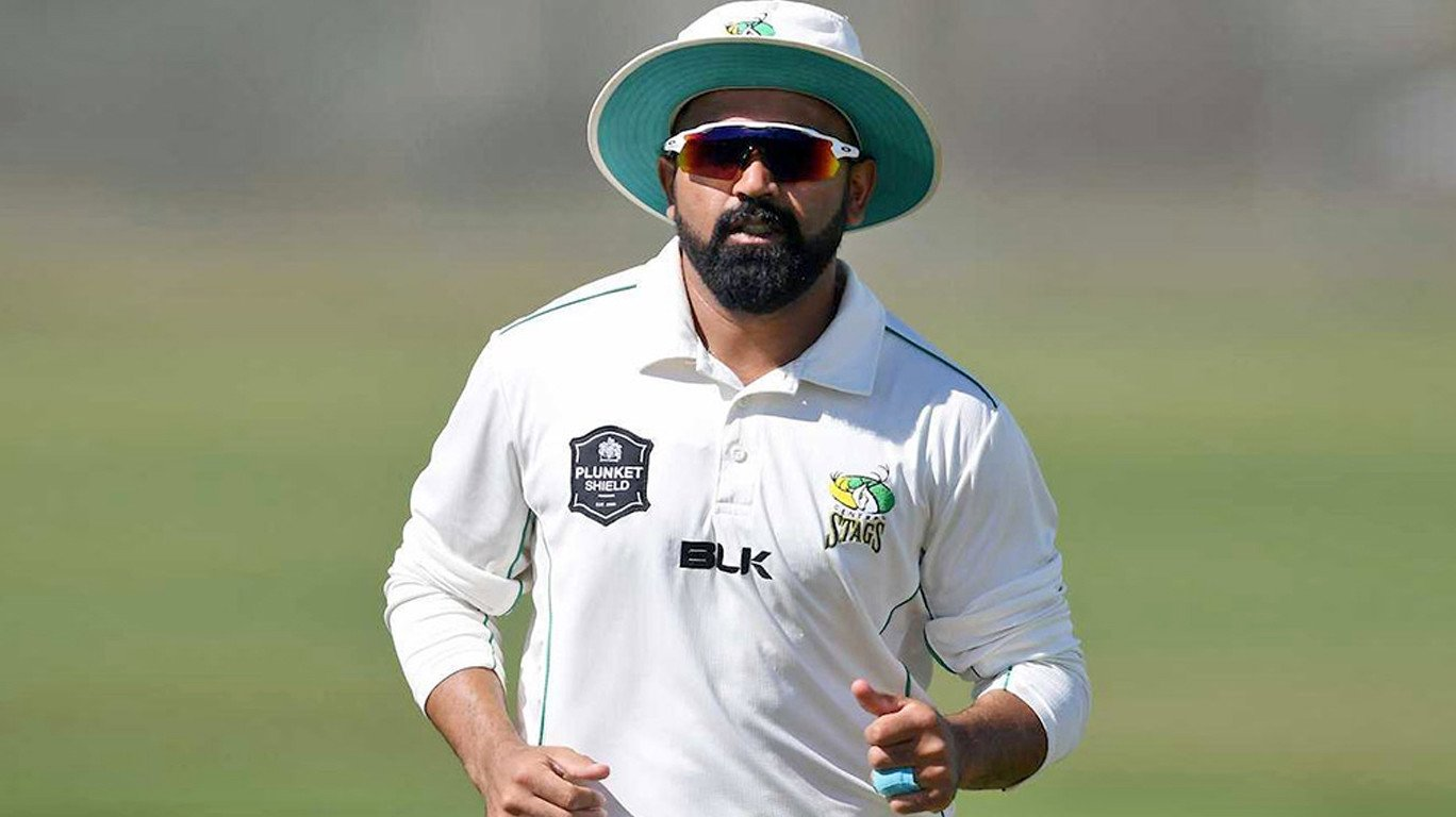 Indian-born Ajaz Patel set for New Zealand Test debut against Pakistan