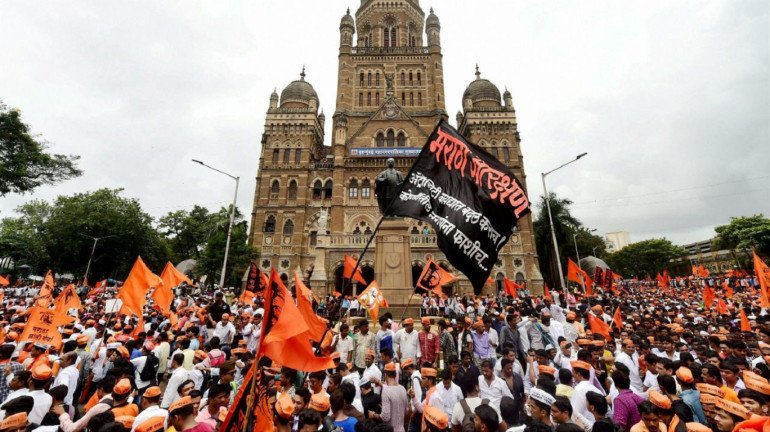 No Maratha reservation in jobs, education for now: Supreme Court