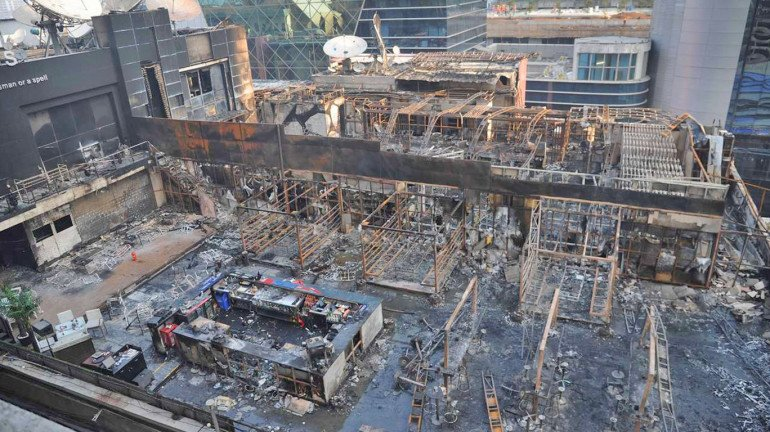 कमला मिल आग दुर्घटना: चौकशी समितीवर १८ लाखांचा खर्च