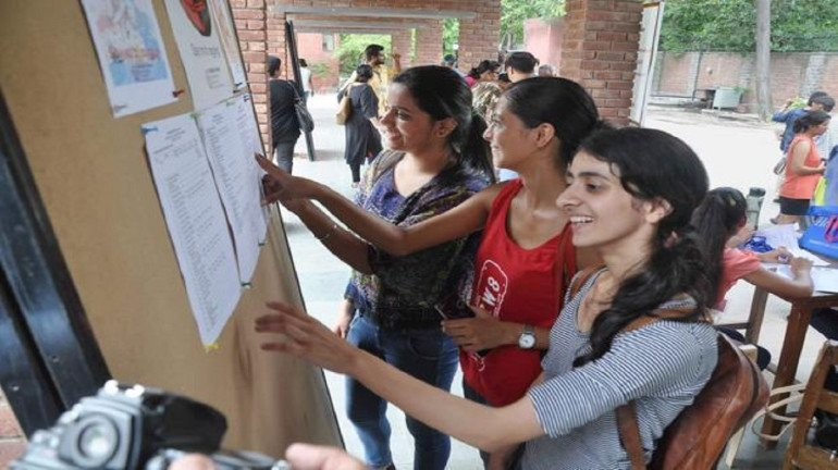 FYJC Admission row: 76,000 seats available for 'First Come, First Serve' round