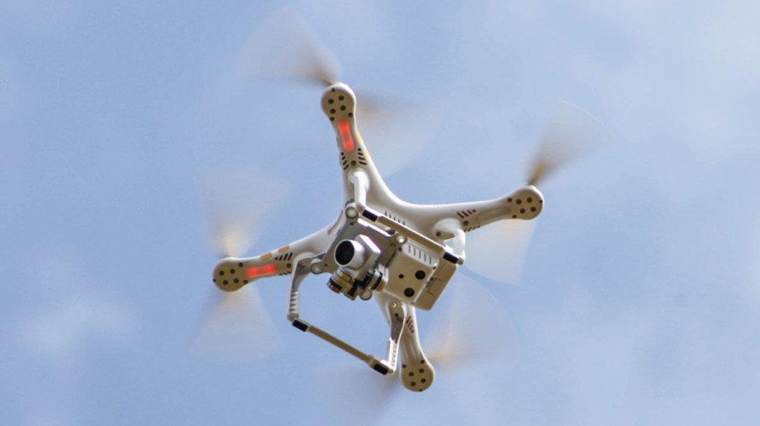 Drones - Magazine cover