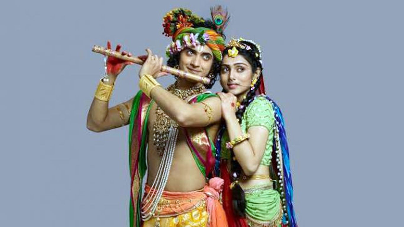 swastik productions big budget show radha krishna to go on air in