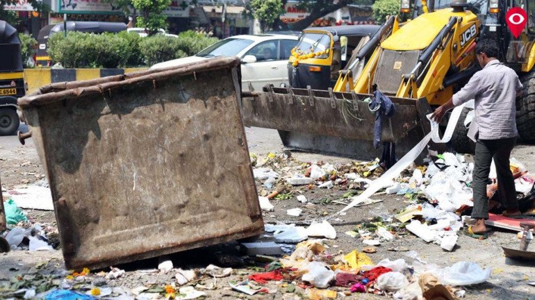 मुंबईतला कचरा २३०० मेट्रीक टनानं घटला; पालिका प्रशासनाचा पुन्हा दावा