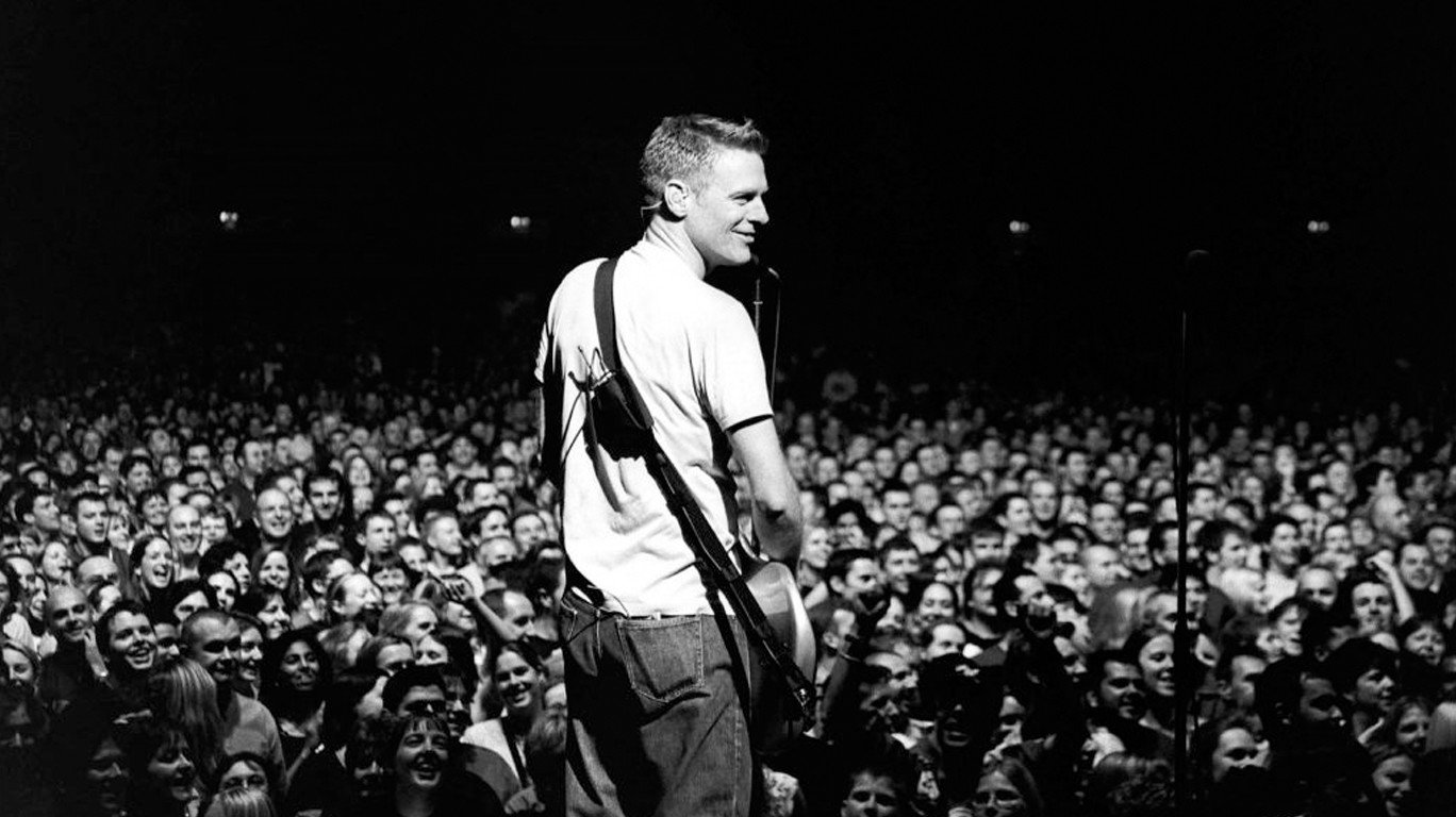 Image result for bryan adams ultimate tour india