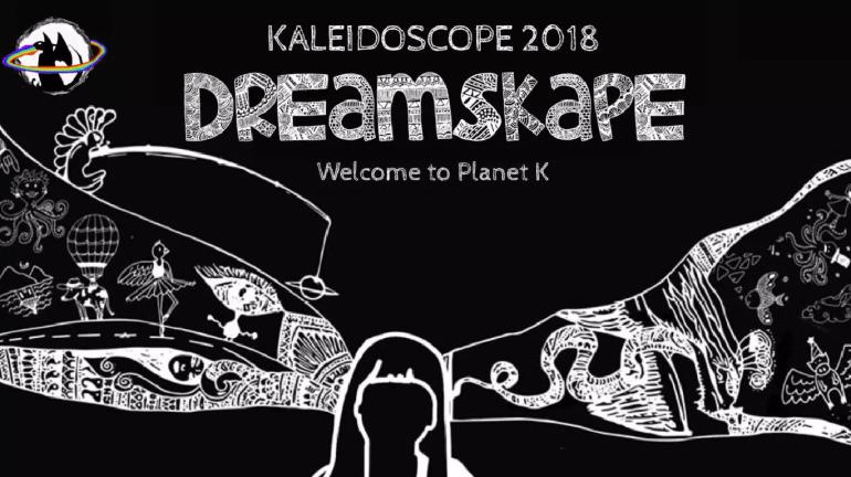 Kaleidoscope 2018: Get ready for a 'Dreamskape' tour