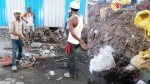 Mumbai Live impact - Civic workers clear up waste near Dahisar nallah