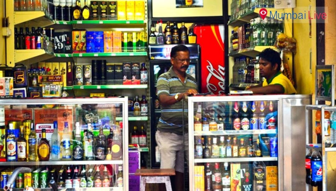 Liquor business takes a dip